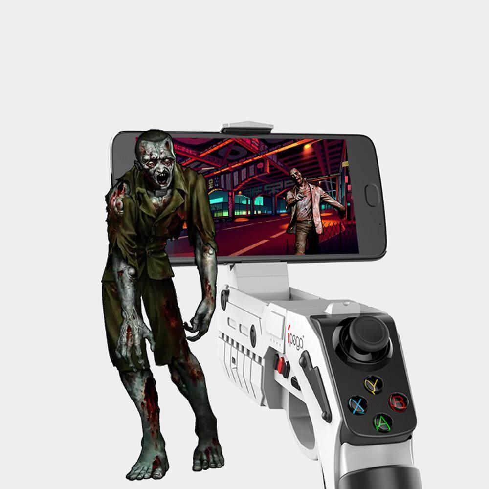 Ipega PG-9082 AR Bt Gamepad Kontrol Tangkas 3D Joystick untuk IOS Android Sistem-Internasional