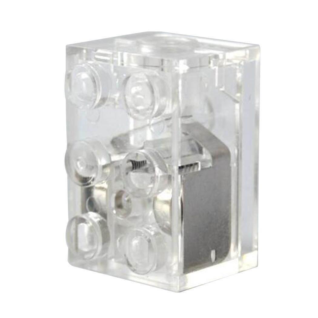 Hình ảnh Bán Chạy nhất Sunwonder Đồ Nhựa Mini Sáng Một Phần Công Cụ Mini Hình Khối Xây Dựng Đèn led-intl