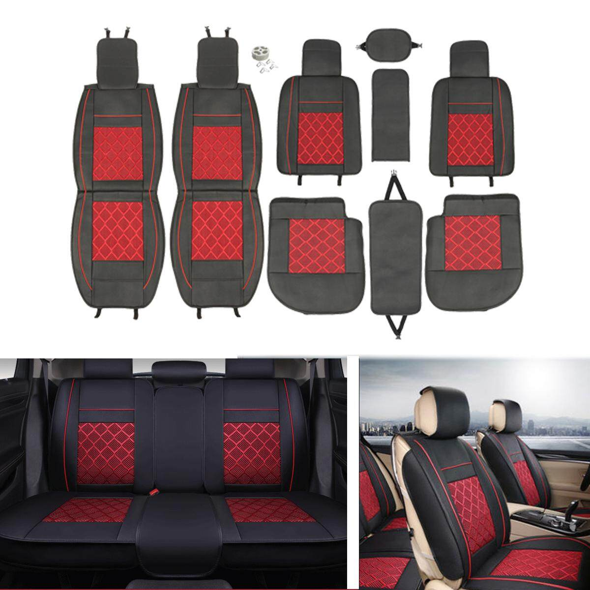 Buy Sell Cheapest Comfort Car Set Best Quality Product Deals Mercedes Benz Sprinter Karpet Mobil Deluxe 12mm Mat Full Kulit Pu Universal Mesh Penutup Jok Depan Dan Belakang 5 Hitam