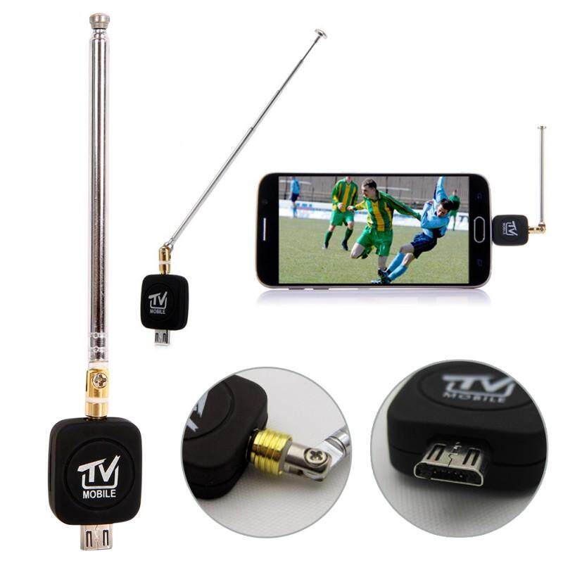 Mini USB DVB-T Freeview TV Tuner Stick Dongle Receiver Adapter For Android Phone - intl