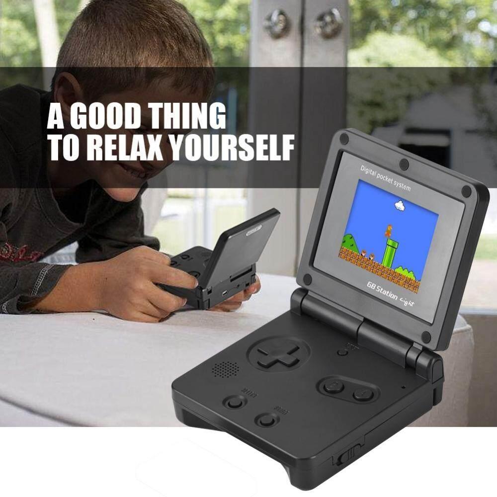 Hình ảnh GB Cầm tay Game Thủ Ga Đèn Cầm tay Người Chơi Game Cầm Tay Xây Dựng trong Retro 8 Bit Tay Cầm Game -quốc tế