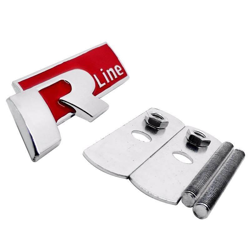 Features Vw Car Accessories Front Grille Emblem Badge Auto Metal