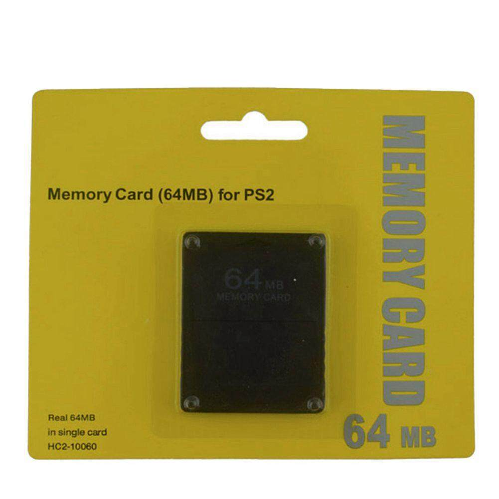 New 64MB Memory Save Card For PlayStation 2 PS2 Console Game