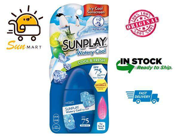 SUNPLAY Watery Cool SPF 75 PA+++