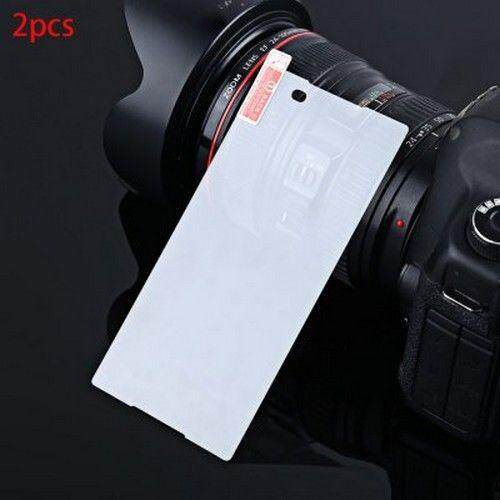 2pcs 2.5D 9H Ultra-thin Tempered Glass Film HD Clear Screen Protector for Sony Z4