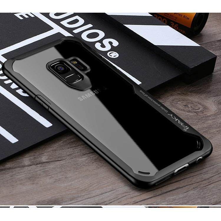 For Samsung Galaxy S9 Transparent Phone Case Cover Fashion Slim Silicone Transparent Phone Case - intl