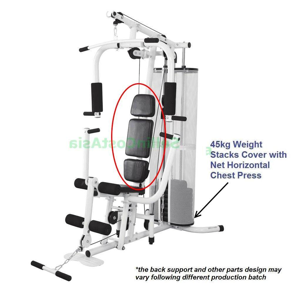 Crossbow workout machine parts eoua