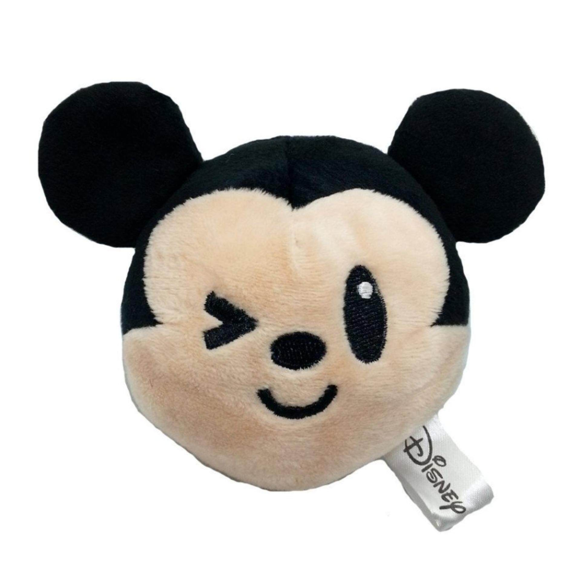 Disney Emoji Beanbags 2.5 Inches - Mickey Wink toys for girls