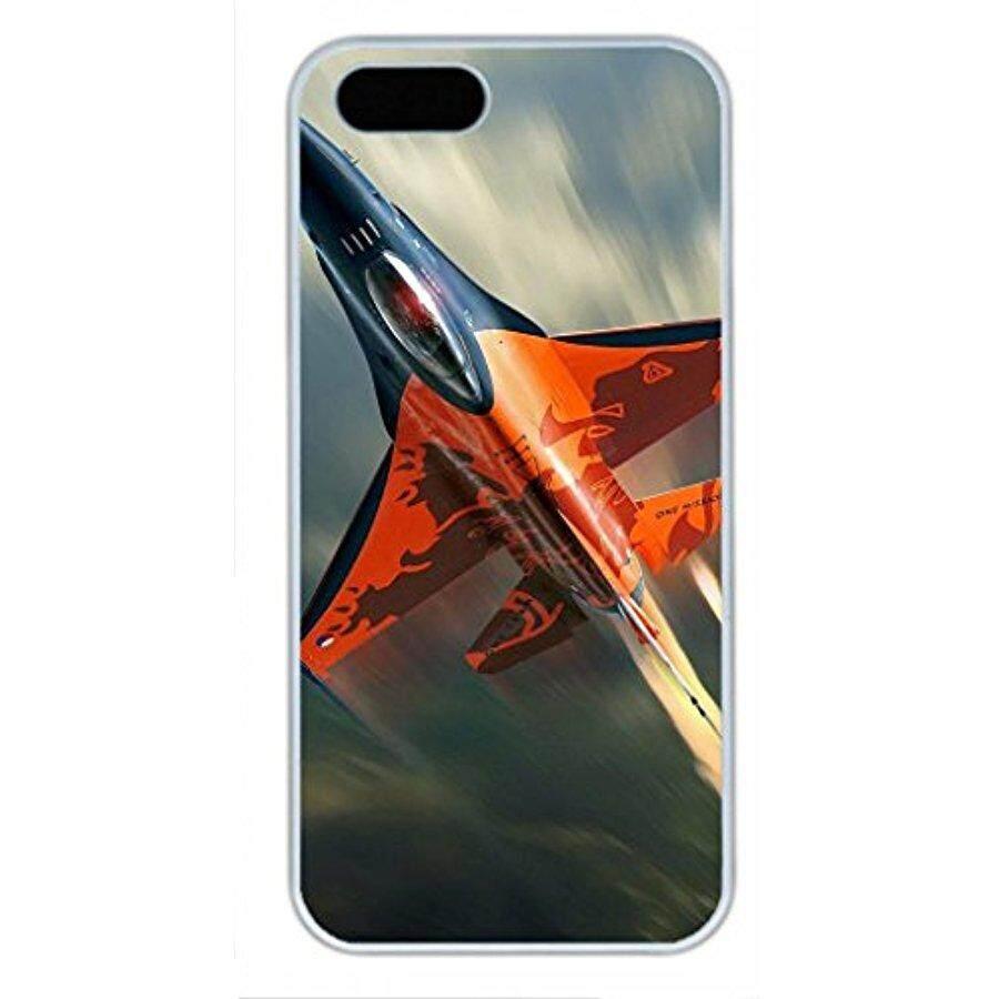Individu Membuat Lucu Diy Gambar dengan RET Avion Tipis & Ringan Bergaya Tipis Keras Buah Case untuk iPhone 5 S -Internasional