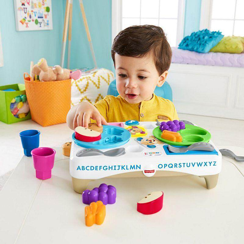 [Fisher-Price] Laugh & Learn Say Please Snack Set toys for girls