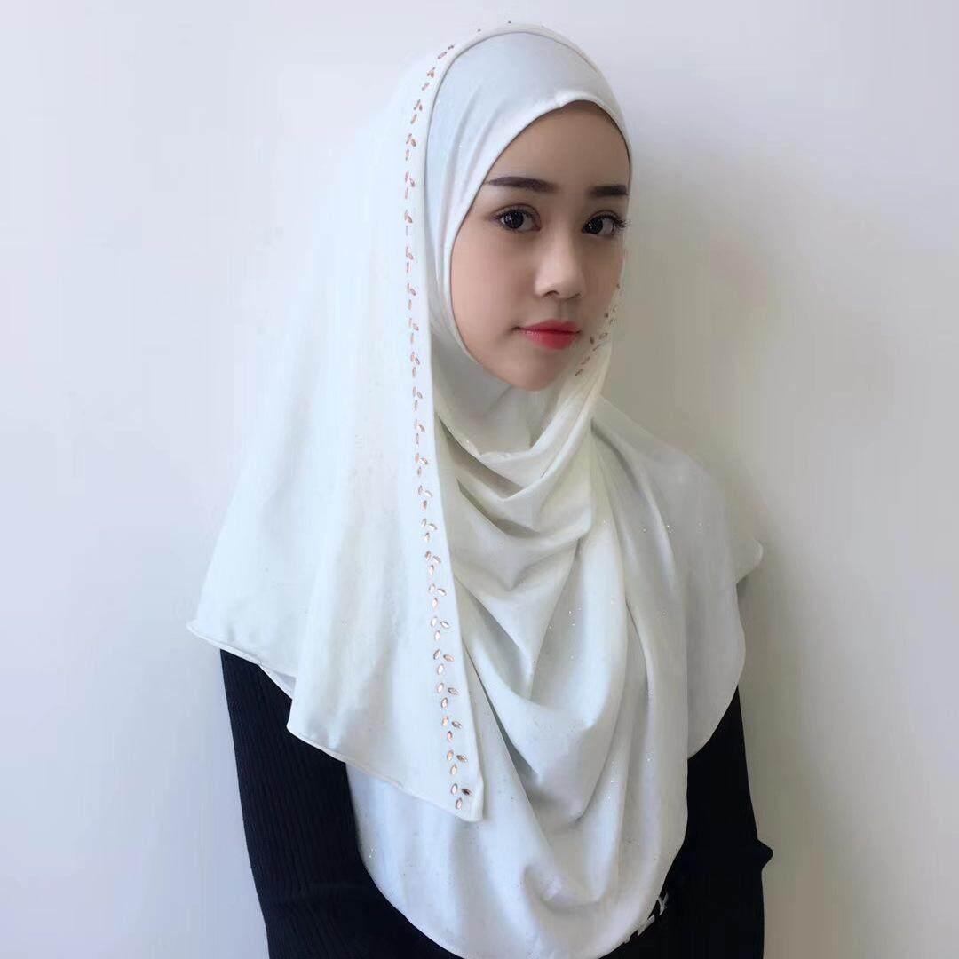 Muslim Jilbab, Langit Ditaburi Emas, Maroko Seksi Kepala Bor Syal-Internasional