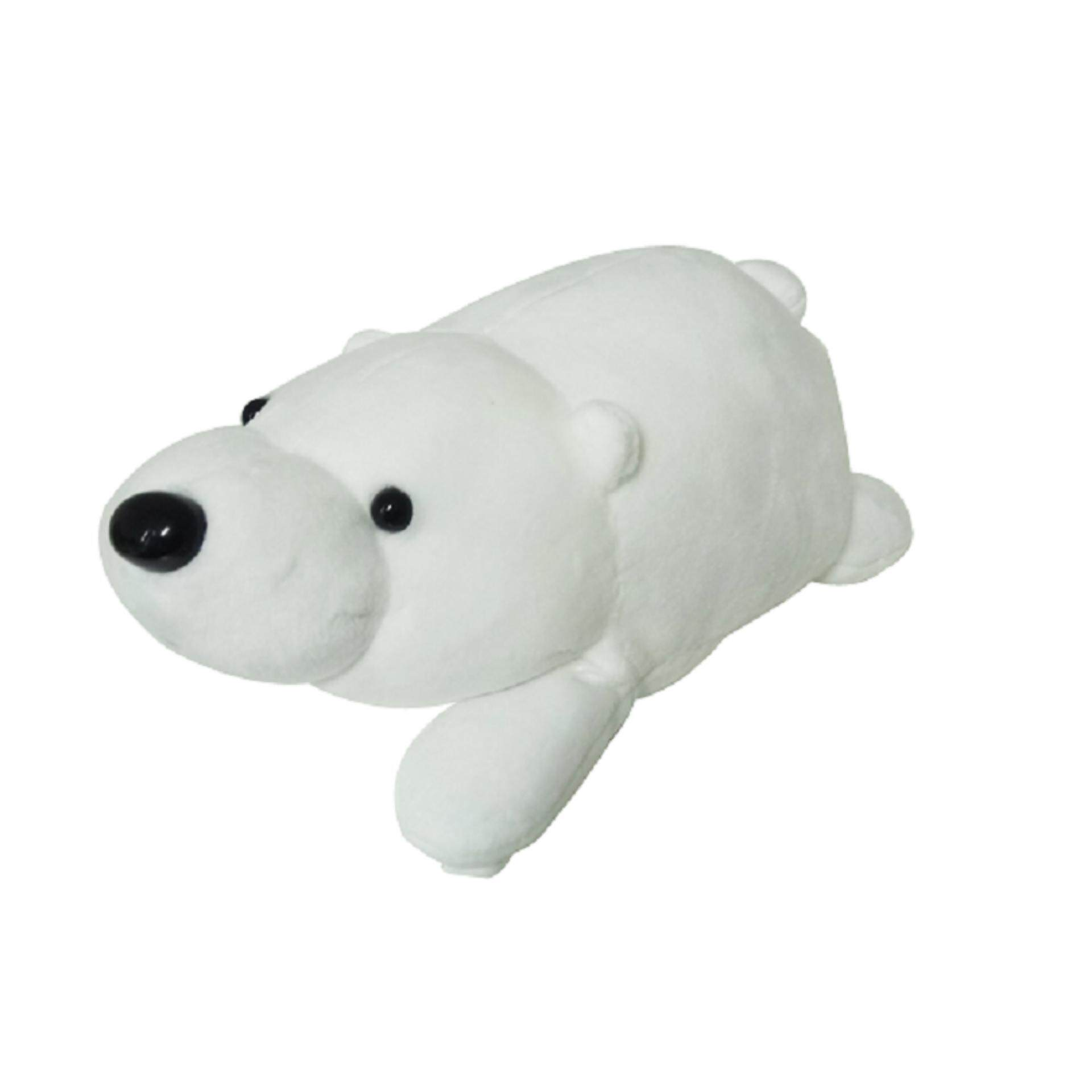 We Bare Bears Clip-On Plush Toy - Ice Bear toys for girls