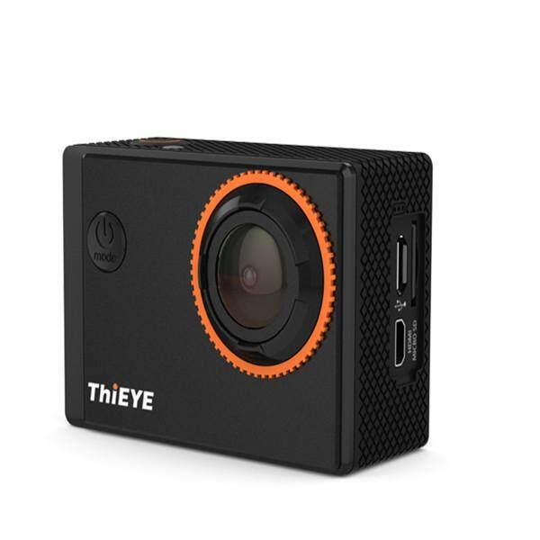 Full HD 1440 P Thieye I60 Wifi Olahraga Aksi Kamera DVR Mobil 1.5 Inch LCD Hitam