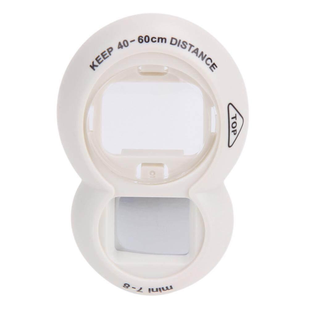 Close-Up Lens Self-Portrait Mirror For Fujifilm Instax Mini 8 Mini 7S Camera(White)
