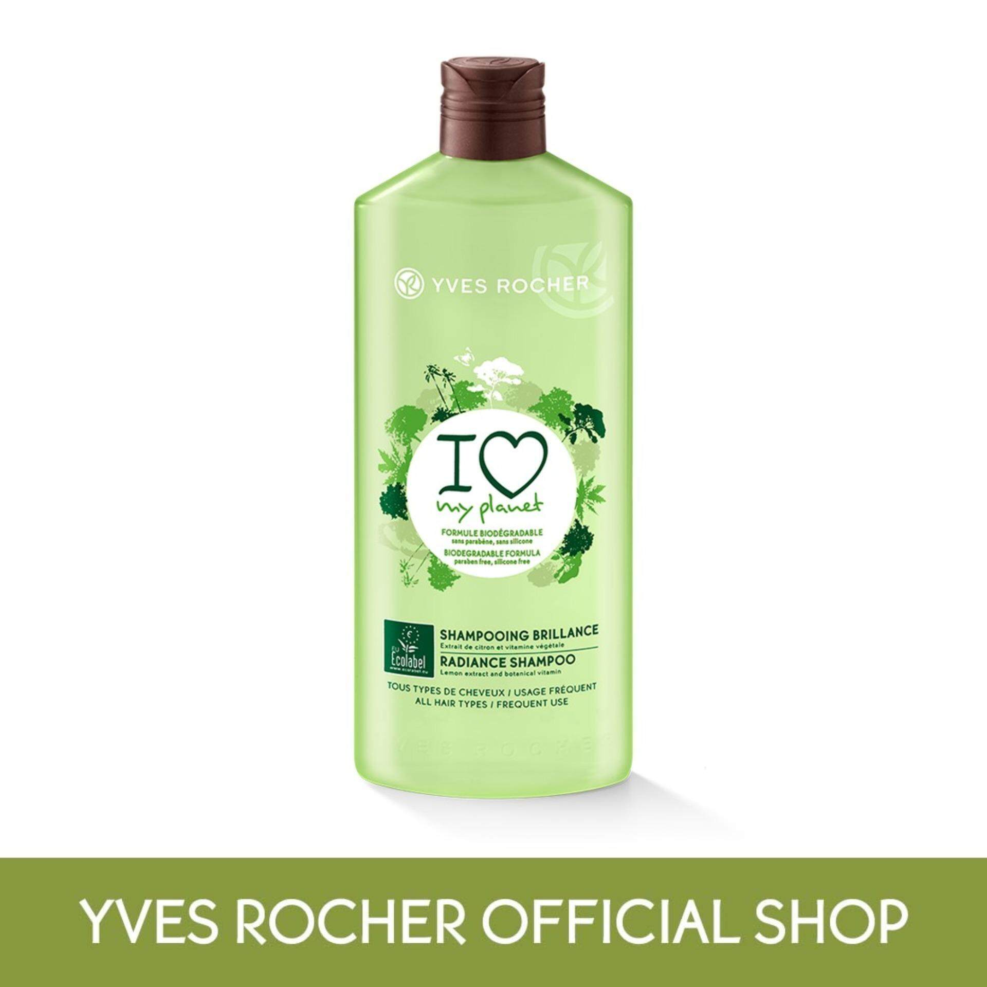 Yves Rocher Ecolabel – Ecolabel I Love My Planet Shampoo 300ml