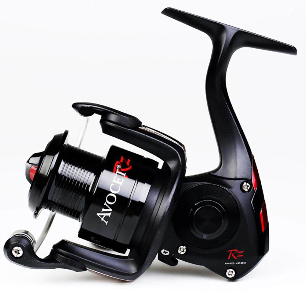 MITCHELL 4 1BB Super Smooth Spinning Fishing Reel Full Metal Body Spool Right Left