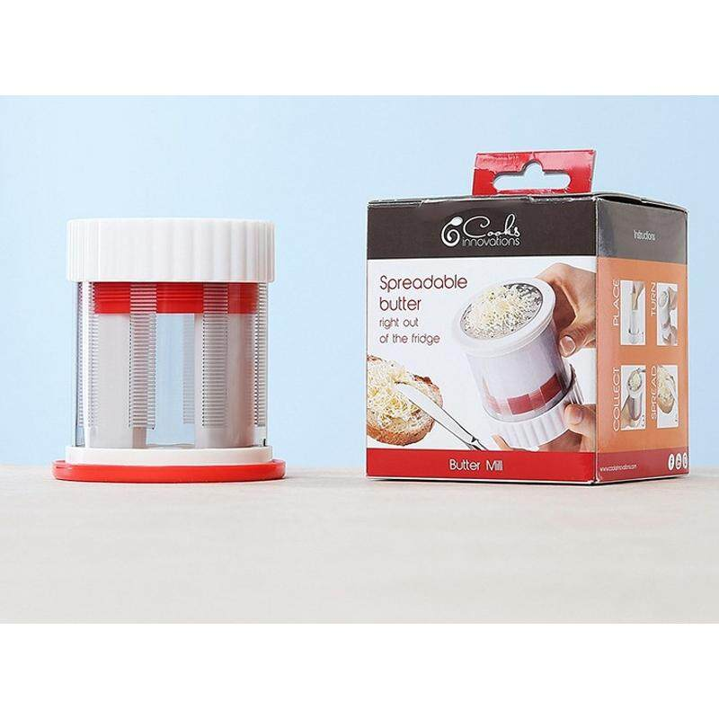 Cookit Easy Butter Former Slice Stainless Steel Grater And Cutter By Glimmer.