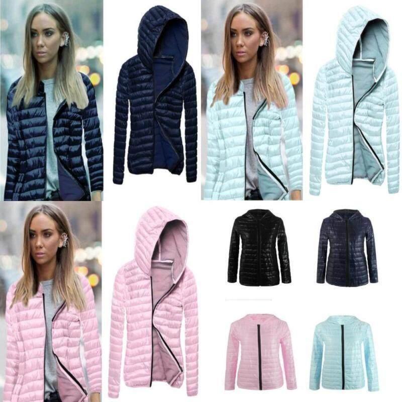 Výsledok vyhľadávania obrázkov pre dopyt New Autumn Winter Women Hooded Collar Short Coats Laides Slim Cotton Padded