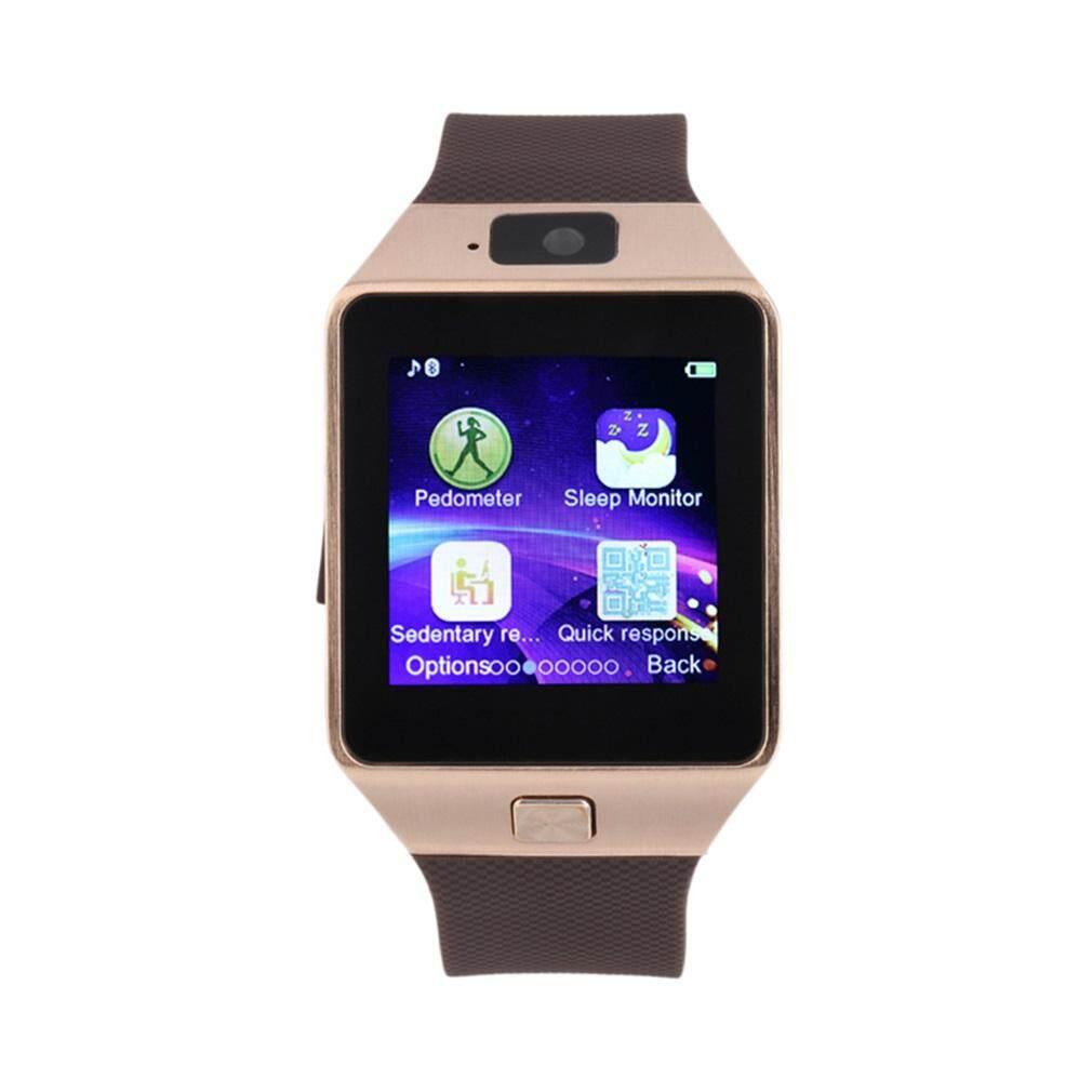 ERA DZ09 Kamera Mini Jam Tangan Pintar untuk Ponsel Android Handphone Sobat Fashion Elegan