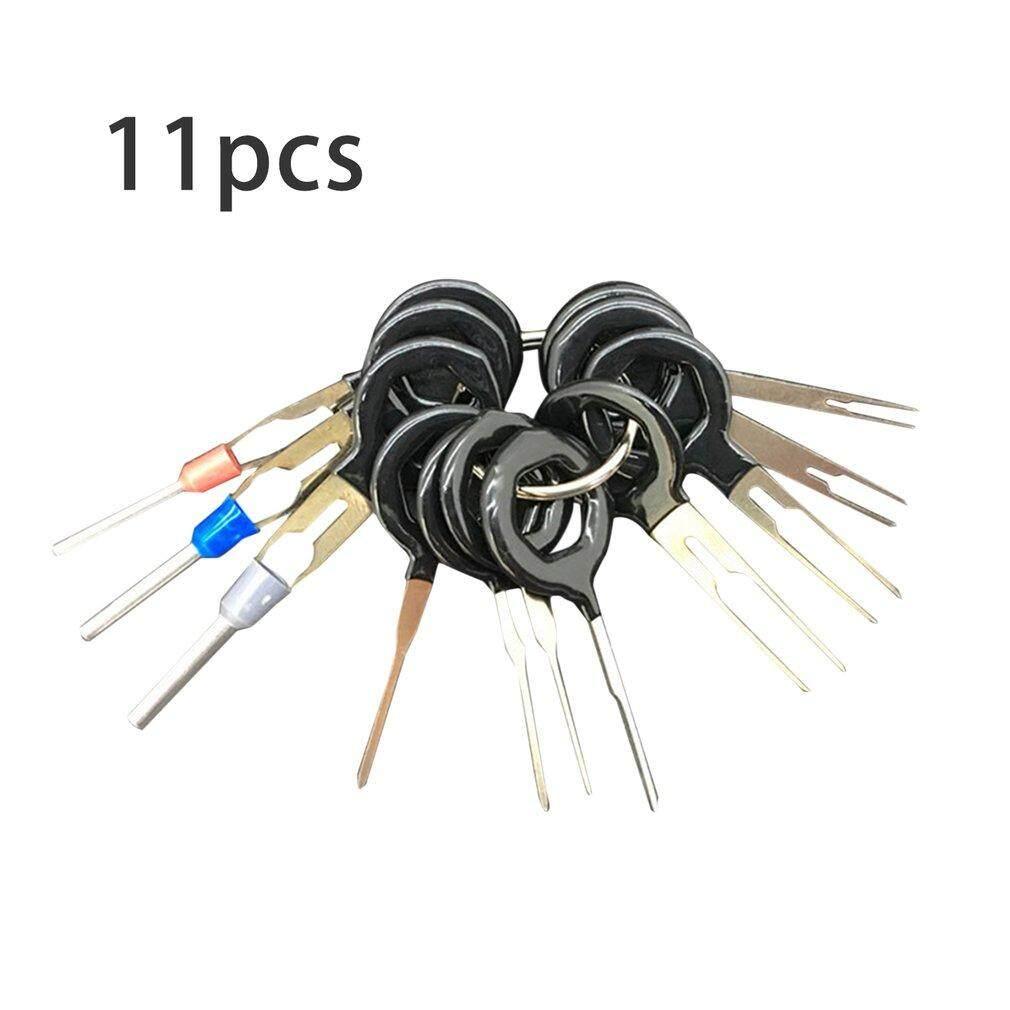 ราคา Befu 11Pcs Car Terminal Removal Tool Wiring Connector Extractor Puller Release Pin Black Intl Unbranded Generic ออนไลน์