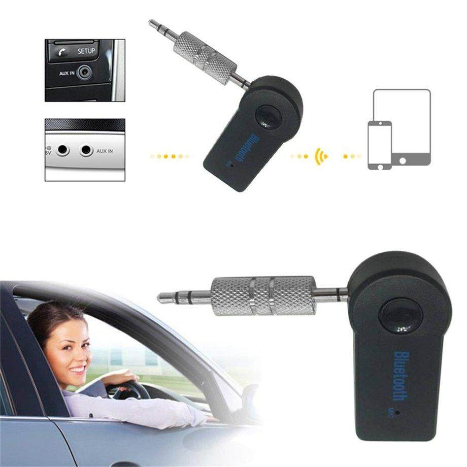 Era Wireless Bluetooth Musik Stereo Handsfree Receiver untuk Mobil Bekas AUX