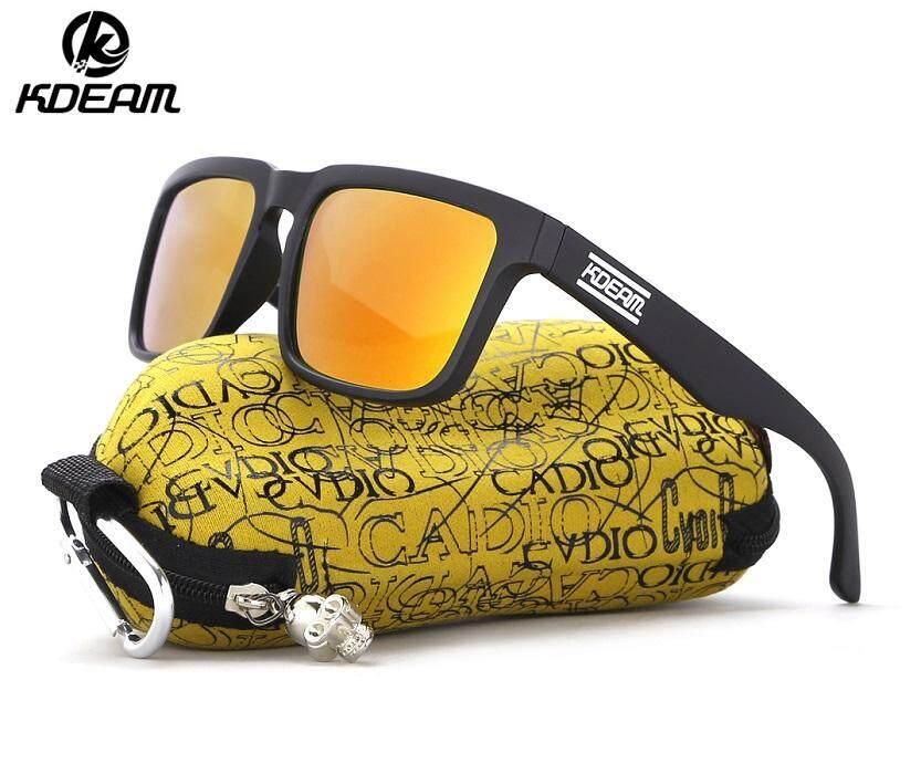 KDEAM Men Polarized Sunglasses KD901P-C10