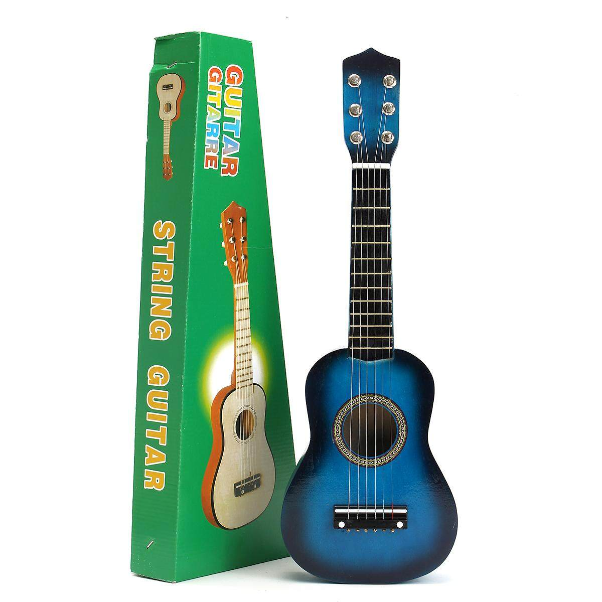 Acoustic Guitars For The Best Price In Malaysia Fret Gitar Jumbo 21 Beginner Kids Guitar 6 String Musical Instrument Children