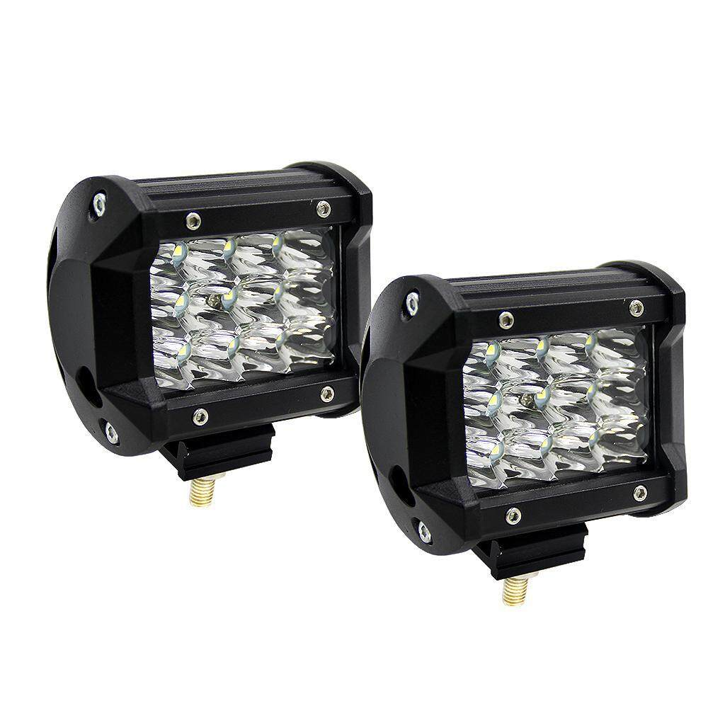 Shangqing Umum 4 Inch 36 W LED Bar Lights Lampu Kerja Lampu Mati-Jalan Jeeps-Internasional