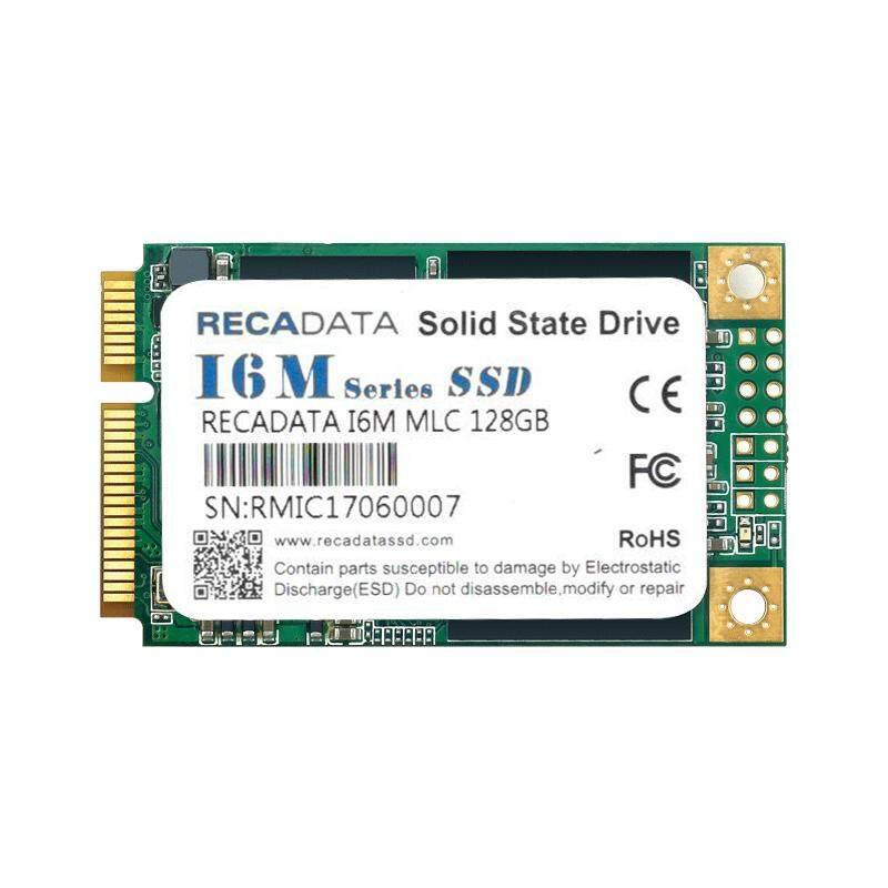 Recadata MSATA III MLC Blitz Polos State Drives 128 GB Ramping Tinggi Kecepatan SSD untuk Jendela 10/Laptop /Buku Catatan-Internasional