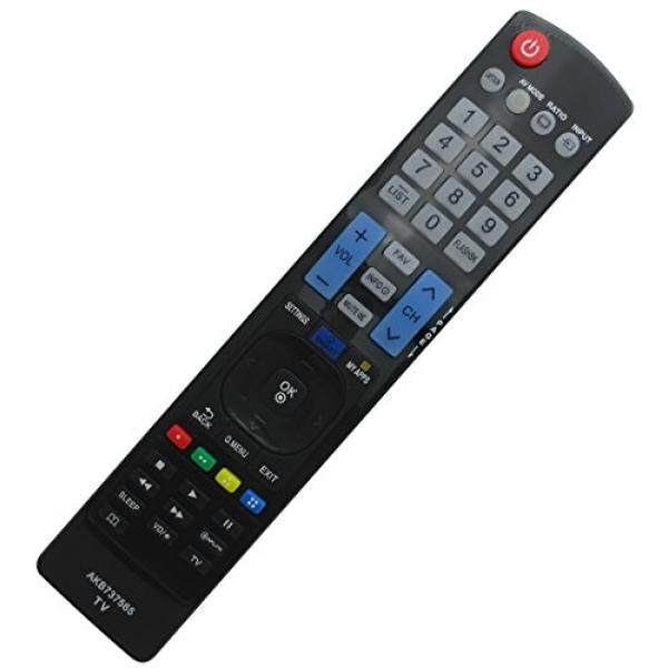 [2016 Updated] New LED HDTV Replaced Remote Control Substitute LG AKB73756567 AKB73756542 - intl