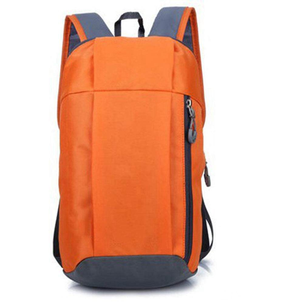 Dsstyles Outdoor Casual Portable Sport Bag Waterproof Men Women Travel Camping Backpack School Bag For Boys Girls Orange - Intl By Dsstyles.