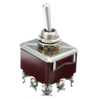 E-TEN301 E-TEN302 E-TEN303 15A 250V 120V 240V AC Voltage Toggle Switch Type A - intl