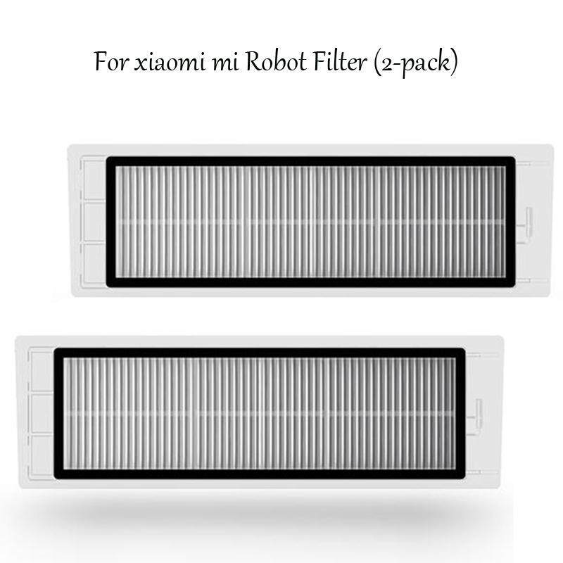 2pcs Original Vacuum Cleaner Filter for mi Robot Filters Replacements Accessory - intl Singapore