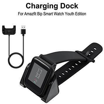 Charging Dock For HuaMi Amazfit Bip Smart Watch Youth Edition(A1608)