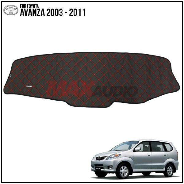 TOYOTA AVANZA 2003 - 2011 DAD GARSON VIP Custom Made Non Slip Dashboard Cover Mat