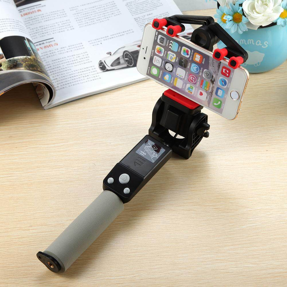 360 degrees Smart Rotation Extendable Selfie Stick Wireless Bluetooth 4.0 Remote Control Support IOS 4.0 Android 2.3+