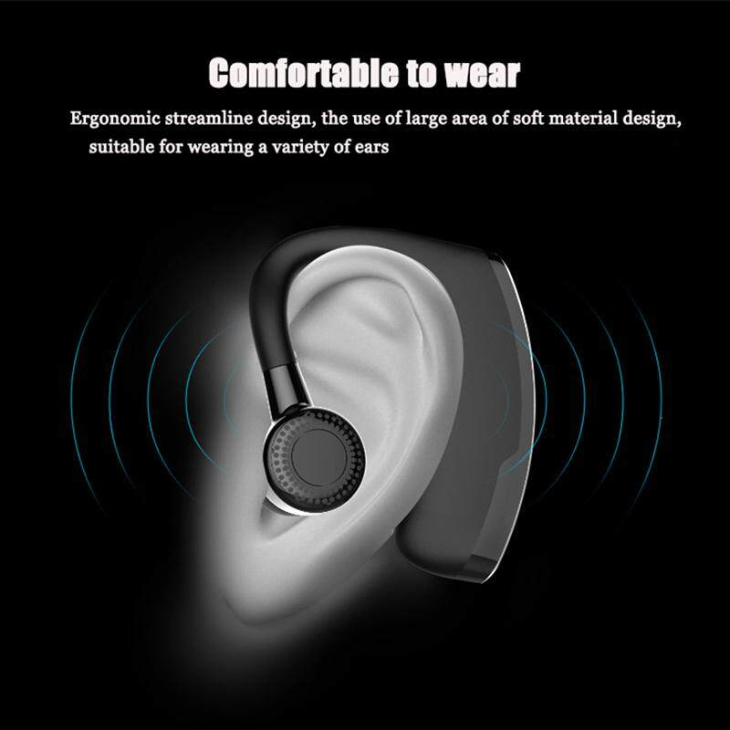 Handsfree Bluetooth With Mic Voice Control