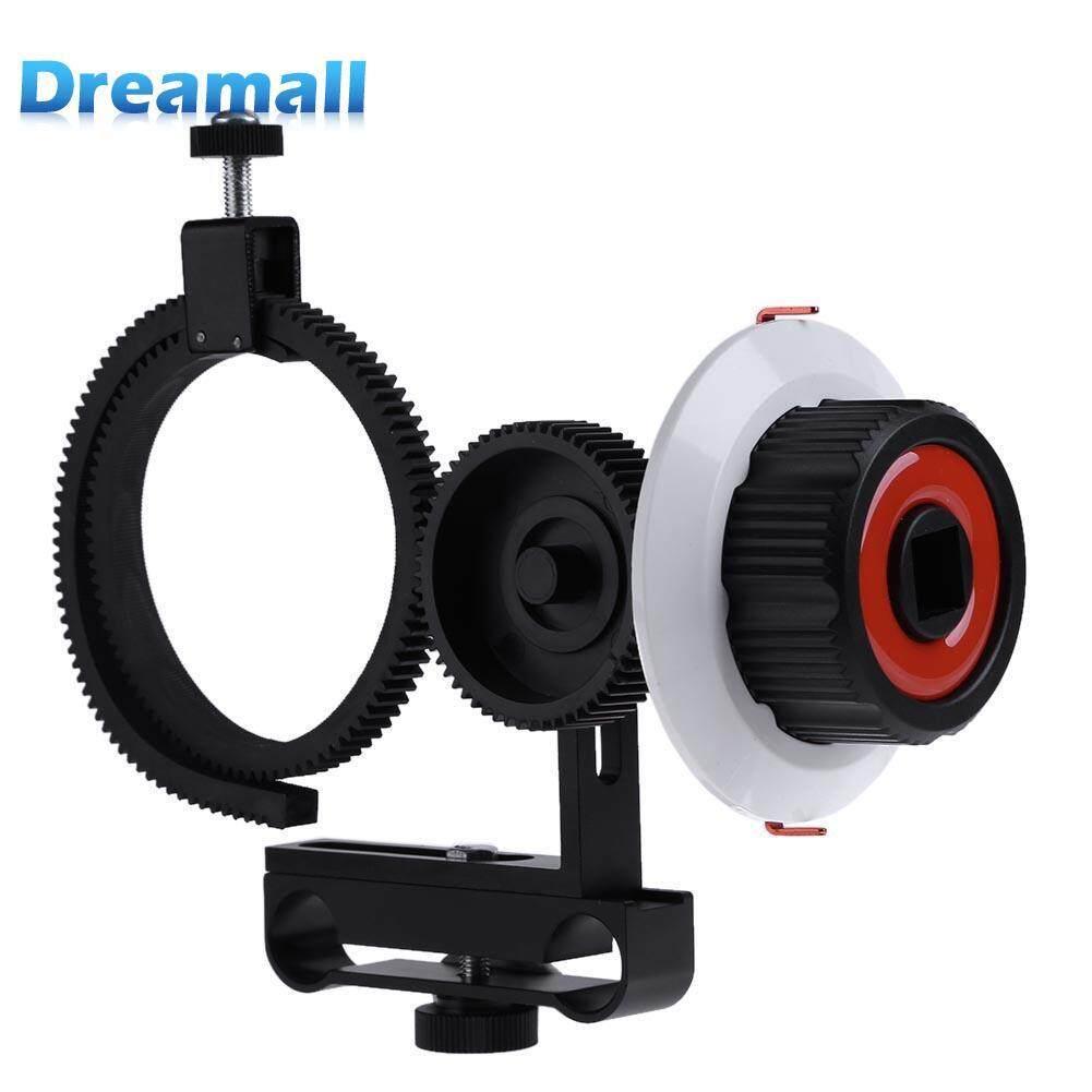 Features Zhiyun Crane 2 Stabilizer 3 Axis With Follow Focus Servo Mechanical F0 Adjustable Gear Ring Belt For Camera