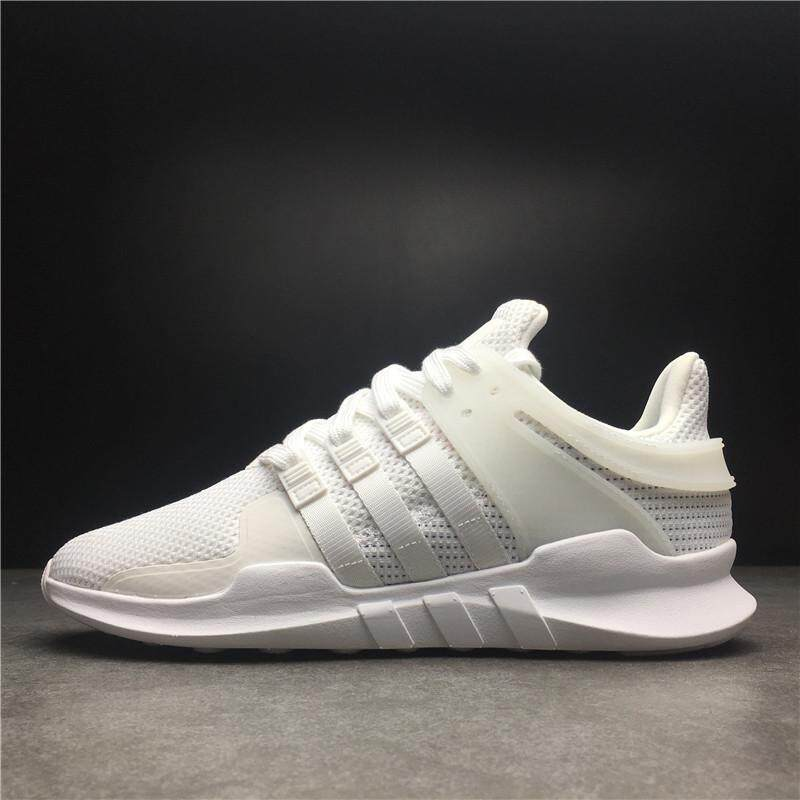 Adidas EQT Originals Equipment Support ADV Women and Men Running Shoes BA8322 (White) - intl