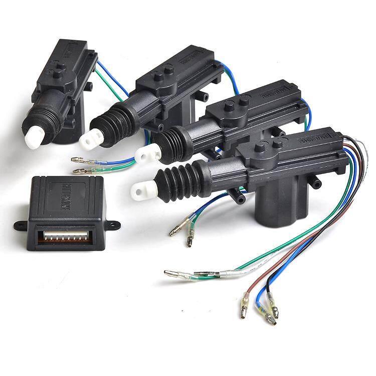 Type R Car Power Center 4 Door Lock System-One Master Three Slave Control Module