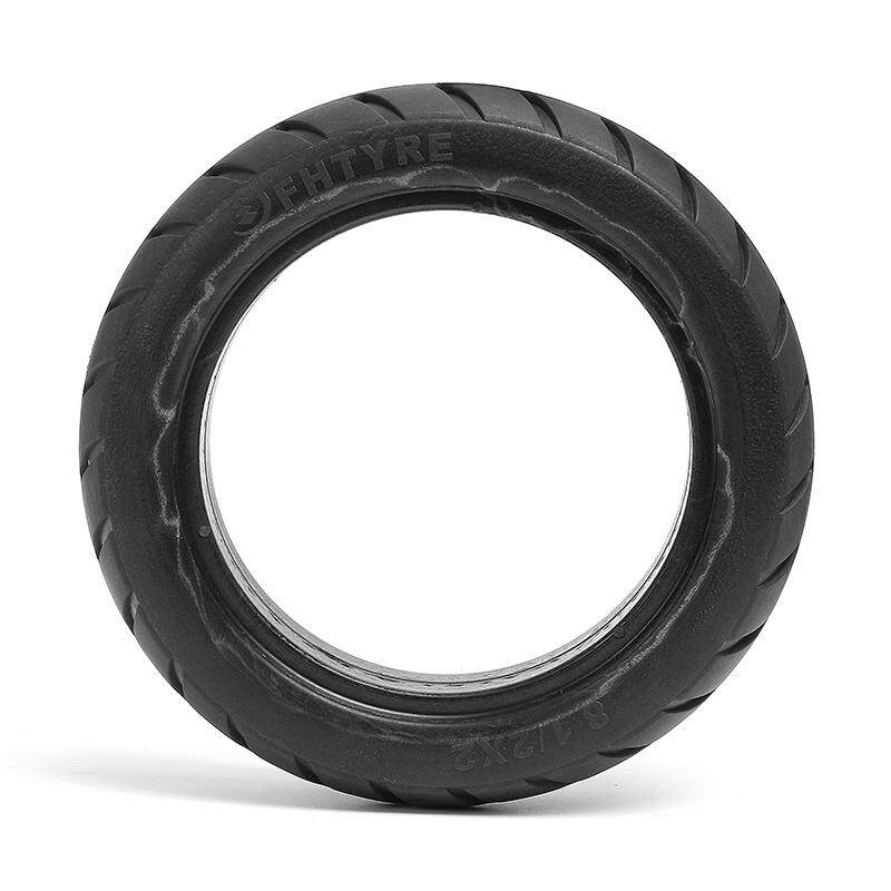 """Scooter Tire Vacuum Solid Tyre 8.5""""X2"""" for Xiaomi Electric Skateboard Scooter - intl"""