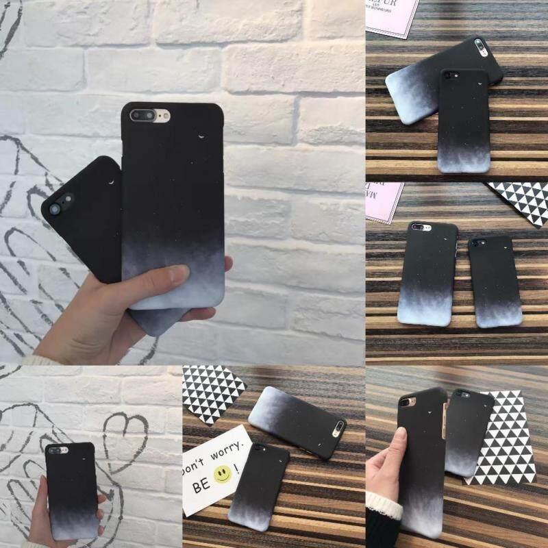 Kekuatan Luar Biasa Seksi Penjualan Telepon Case untuk Apple Pasangan Telepon Sarung Berlaku untuk iPhone 6 6 S 6 Plus 6 S Plus 7 7 Plus 8 8 PLUS Marmer Pola-Hitam-Iphone 6 S-Internasional