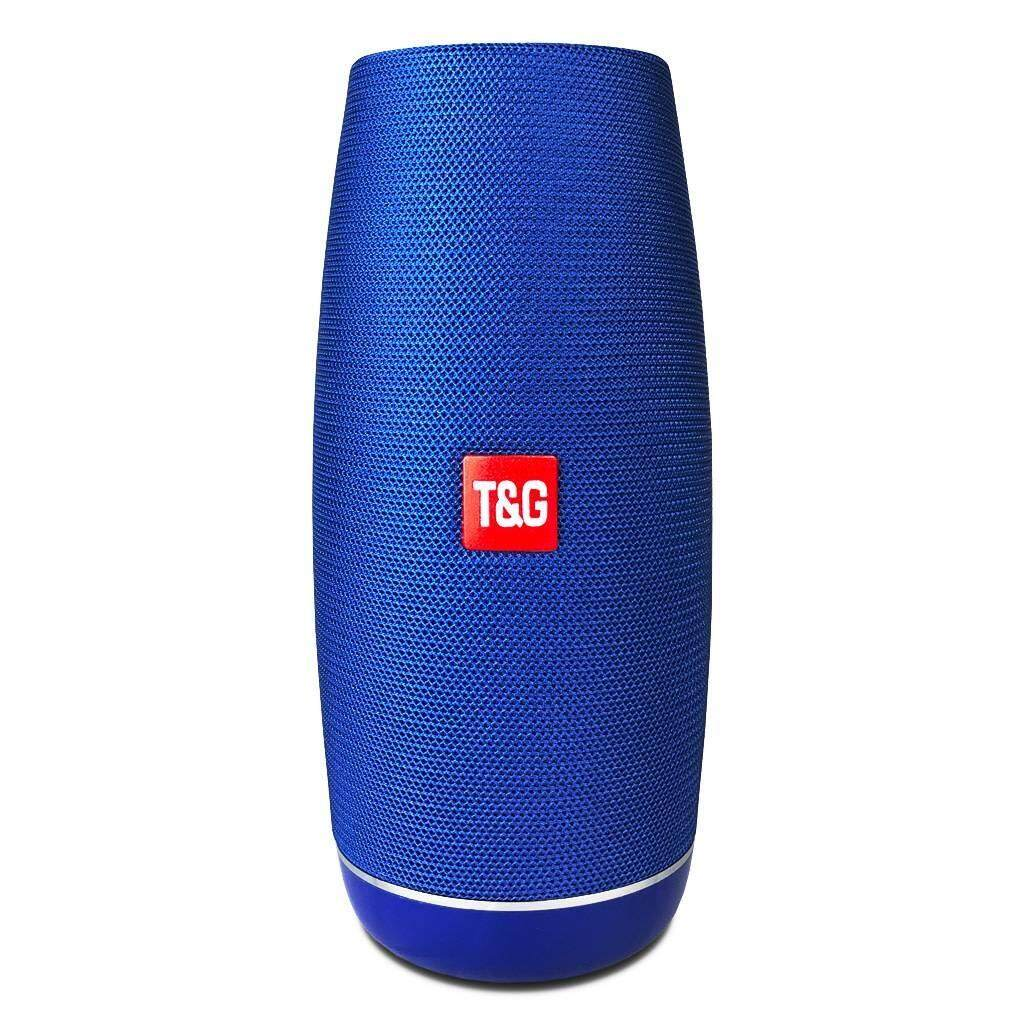 T&G Portable Wireless Speaker TG-108 BLUE