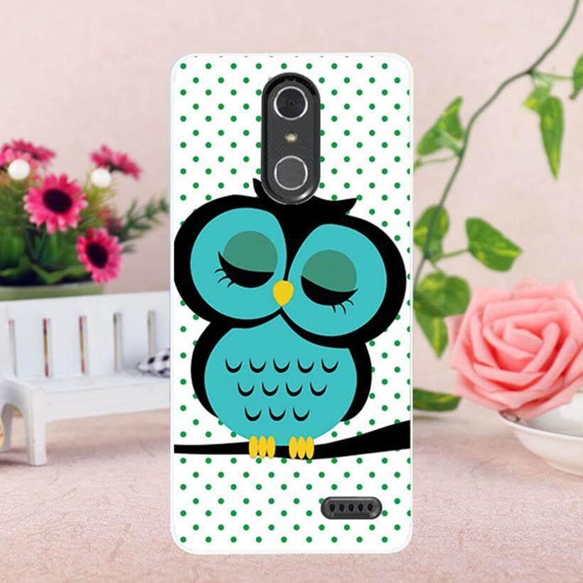 Akabeila DIY Dicat Lembut Tpu Telepon Case S untuk ZTE Grand X4 Z956 5.5 Inch Seksi Gambar Case Tas Telepon cangkang Sarung Kembali Lembut Silikon Smartphone Case-Internasional