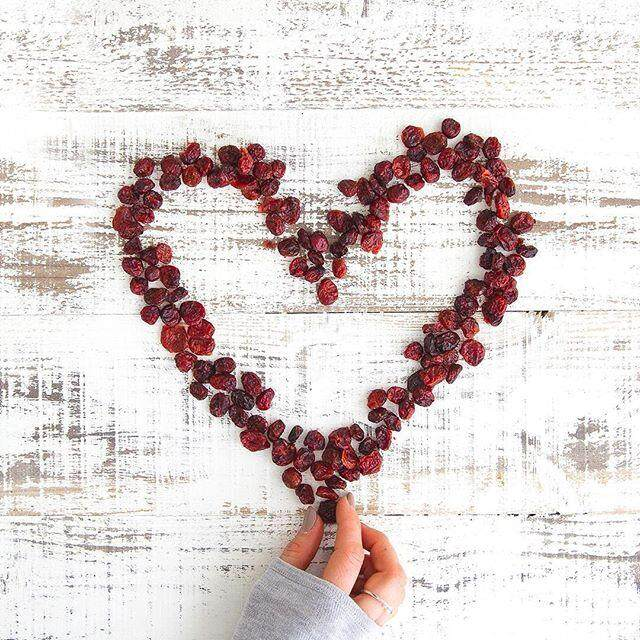 Patience Dried Cranberries, Organic, Whole and Juicy, 113g