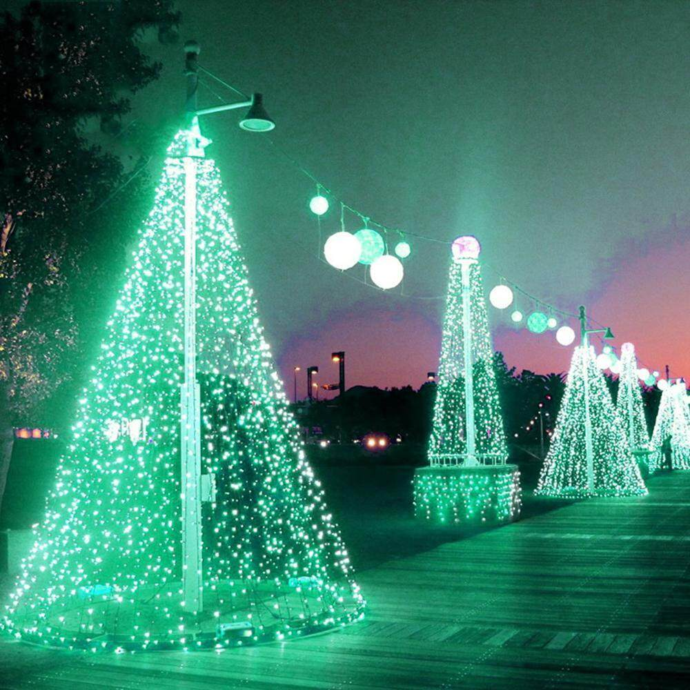 Features 10m Led String Lights 5v Usb Power Garland Christmas ...