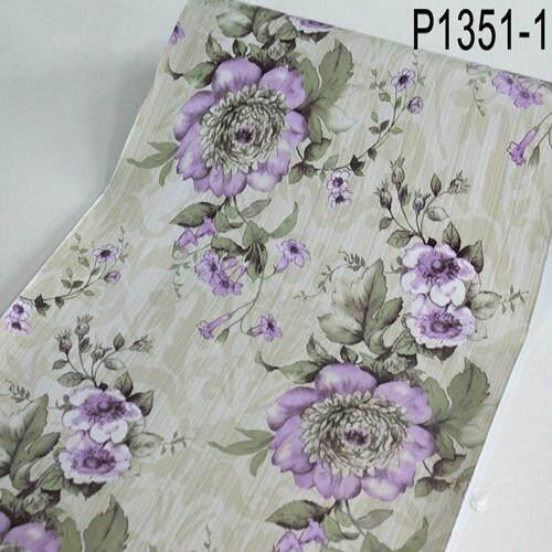 PVC SELF ADHESIVE WALLPAPER P1351-1