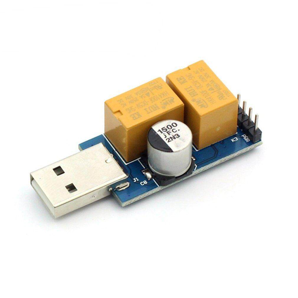 Oh USB Watchdog Kartu V2.0 Penghitung Waktu Modul Otomatis Tanpa Pengawasan 24 H Biru Layar Restart-Internasional