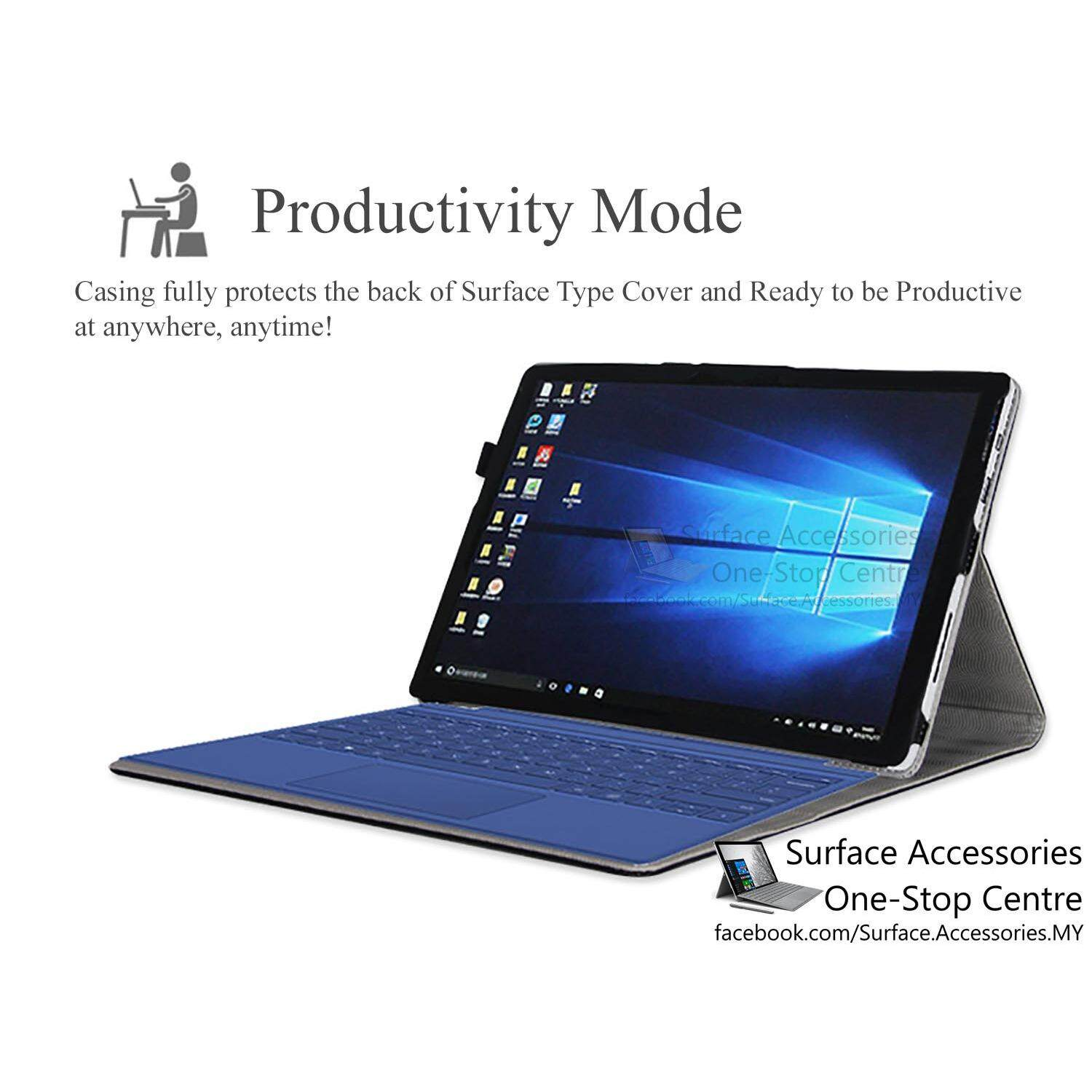 [MALAYSIA]Microsoft Surface Pro 3 Casing Surface Pro 3 Cover Case Stand Flip Case
