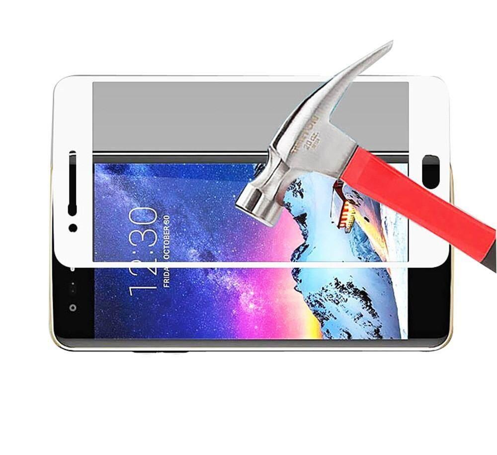 Fanestiy Full Coverage Tempered Glass Screen Protector for LG K10 (2017) / LG K20 Plus